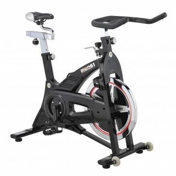 DKN Racer Pro Indoor Cycle Angle