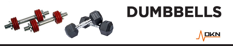 DKN Dumbbells